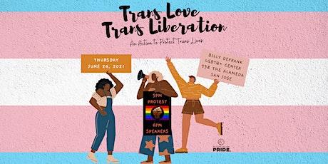 Trans Love Trans Liberation RALLY tickets