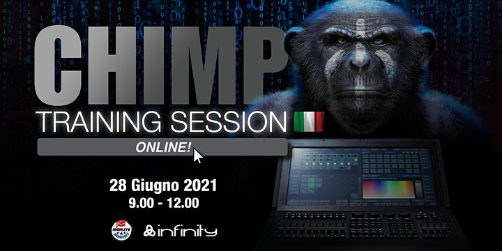 Immagine Chimp Online Training - Italiano