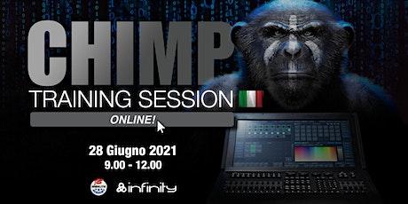 Chimp Online Training - Italiano entradas
