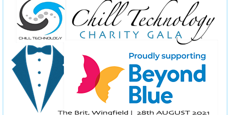 Chill Technology | 1st Annual | Charity Gala for Beyondblue tickets