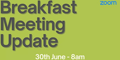 Havering Chamber of Commerce Breakfast Meeting tickets