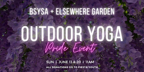 BSYSA  +  Elsewhere: Pride Event tickets