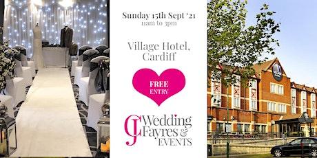 Wedding Fayre -  The Village Hotel, Cardiff (Sept '21) tickets