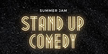 Summer Jam Comedy Show tickets
