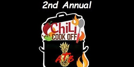 ATB Foodies Presents 2nd Annual Chili Cookoff tickets