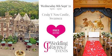 Evening Wedding Fayre -  Craig Y Nos Castle, Swansea (Sept '21) tickets