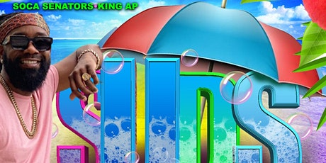 SUDS (Foam & Water Swimsuit Party) tickets