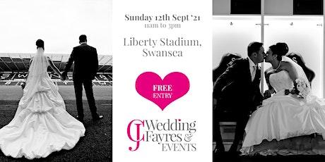 Wedding Fayre -  Liberty Stadium, Swansea (Sept '21) tickets