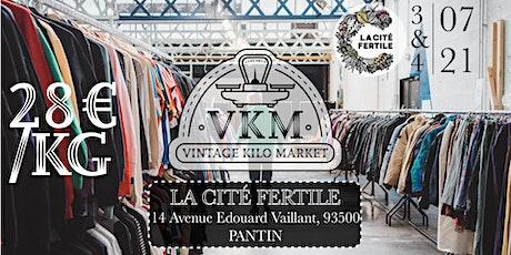 Vintage Kilo Market - Paris billets