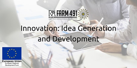 Innovation: Idea Generation and Development tickets