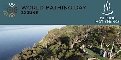 World Bathing Day 2021 tickets