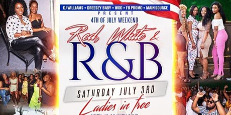 R&B PARTY: 4TH OF JULY EDITION tickets