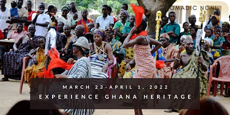 Info Session: Ghana Heritage Experience Group Tour tickets