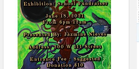 Old Art Soul Exhibition/ School Fundraiser tickets