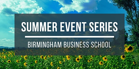 Summer Series - Introduction to Your Dissertation Workshop tickets