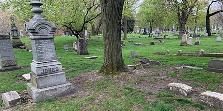 Graceland Cemetery: Stories of The Underground Railroad  (In-person tour) tickets