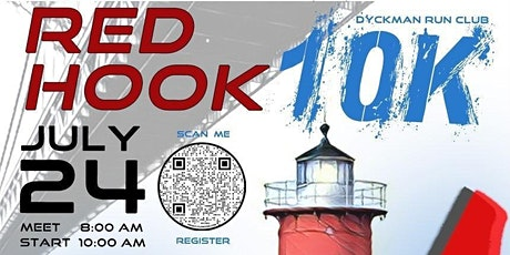 Red Hook 10K Run / Walk tickets