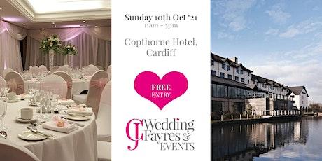 Wedding Fayre -  Copthorne Hotel, Cardiff (Oct '21) tickets