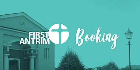 Wednesday Communion service // Church Building tickets