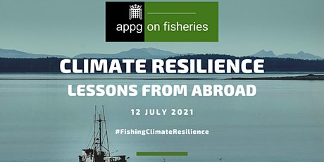Climate Resilience - Lessons from abroad tickets