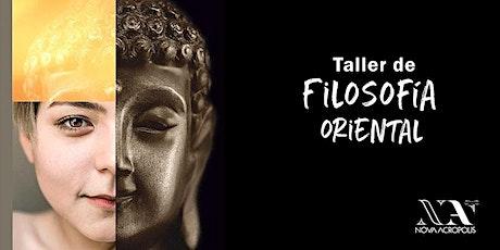 Taller de filosofía oriental tickets