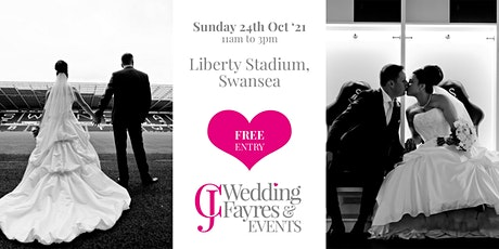 Wedding Fayre -  Liberty Stadium, Swansea (Oct '21) tickets