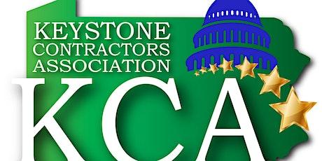 KCA Regional Meeting - Harrisburg tickets