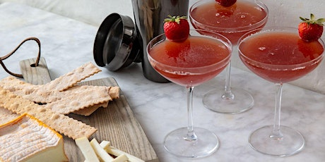 Virtual Summer Cocktails & Cheese! tickets