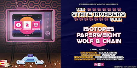The State Invaders Tour tickets