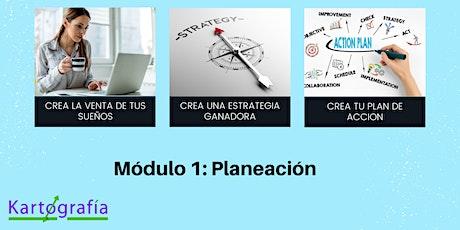 Creación de Curso Digital - Módulo 1: Planeación entradas