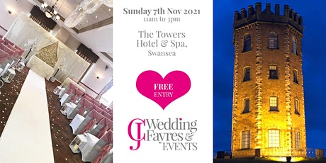 Wedding Fayre -  Towers Hotel, Swansea (Nov '21) tickets