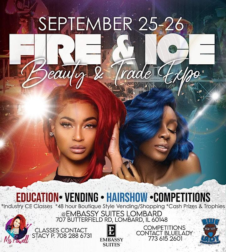 Copy of Fire & Ice Beauty & Trade Expo image