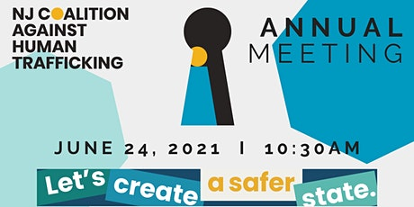 NJ Coalition Against Human Trafficking ANNUAL MEETING tickets