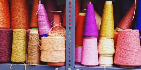 Next Steps in Textiles; Finding your creative voice tickets