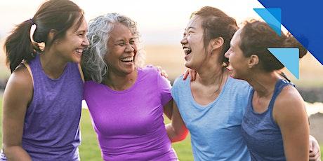 Preventive Health for Women Through the Decades tickets