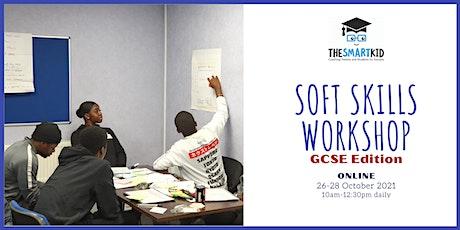 Soft Skills Workshop for GCSE Students Oct 2021 tickets