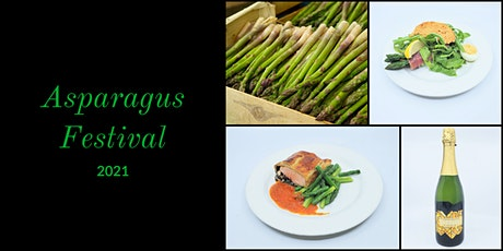 Asparagus Festival - Supper Box for Two tickets
