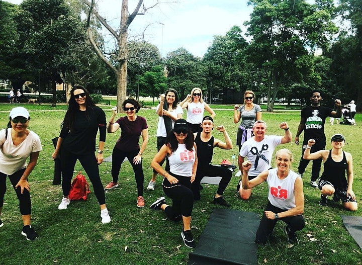Community Mental Well-being Fitness Program -  Rushcutters Bay NSW image
