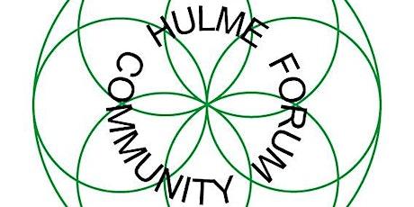 Hulme Community Forum Meeting (Virtual) August 2021 tickets