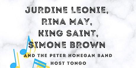 Summer Vibes: Jurdine Leonie & Friends tickets