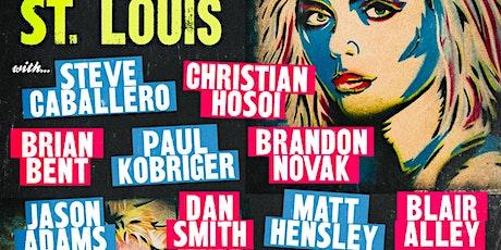 PUNK ROCK & PAINTBRUSHES ST. LOUIS! tickets