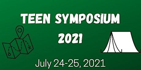 2021 Teen Symposium tickets