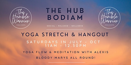 Yoga Stretch & Hangout @ The Hub tickets