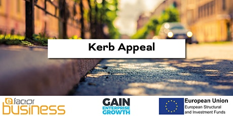 Kerb Appeal Webinar - An attractive proposition! tickets