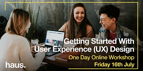 Getting Started with User Experience (UX) Design tickets