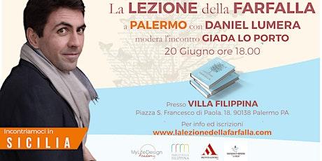 Presentazione a Palermo con Daniel Lumera   La Lezione della Farfalla biglietti
