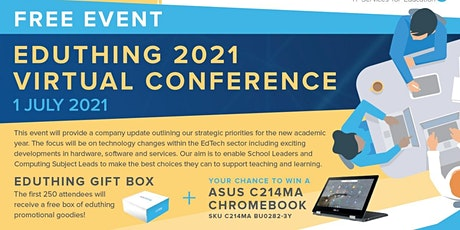 eduthing 2021 Virtual Conference tickets