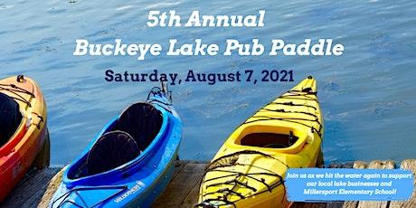 5th Annual Buckeye Lake Pub Paddle tickets