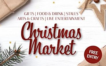 Copy of Christmas Market (Sunday) tickets