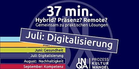 37 Min / Digitalisierung in der Rekrutierung Tickets